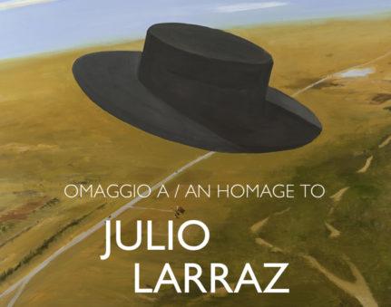 Cover Omaggio Larraz