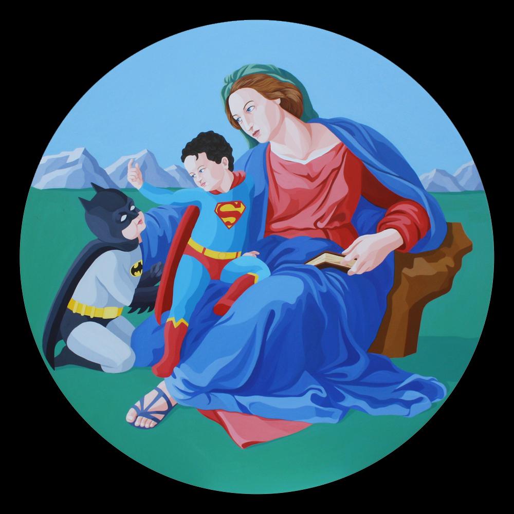 La Madonna di Krypton