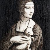 Appropriazione – La dama con l'ermellino