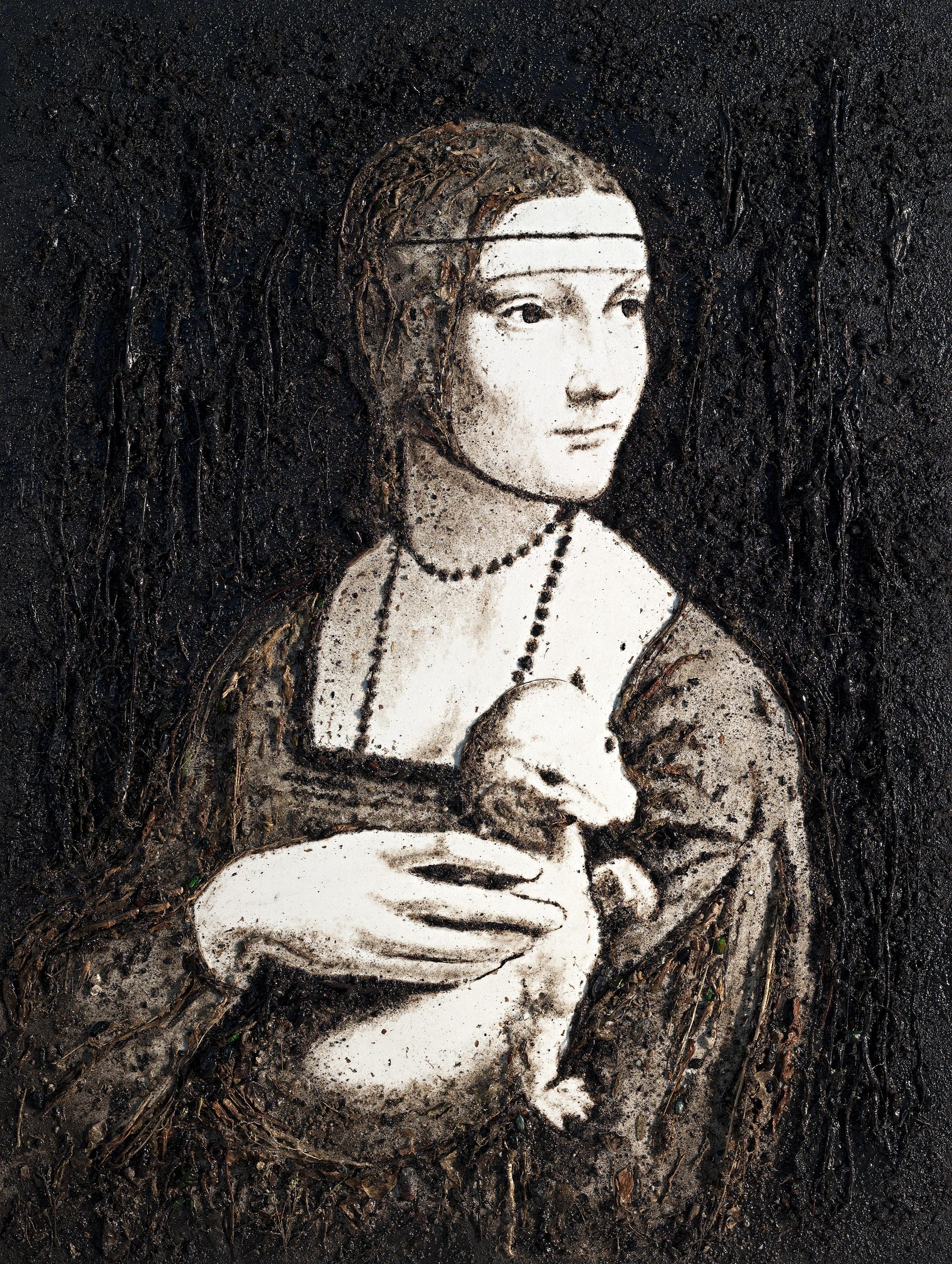 Appropriazione - La dama con l'ermellino