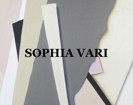 Cover Sophia Vari