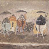 Donne con cavalli