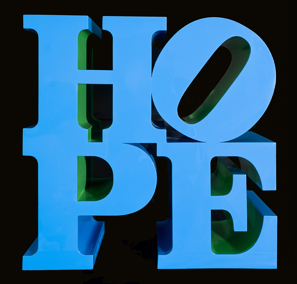 HOPE Blue-Green