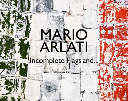 definitiva-cover-exhibition-arlati-incomplete-flags-and-cortina