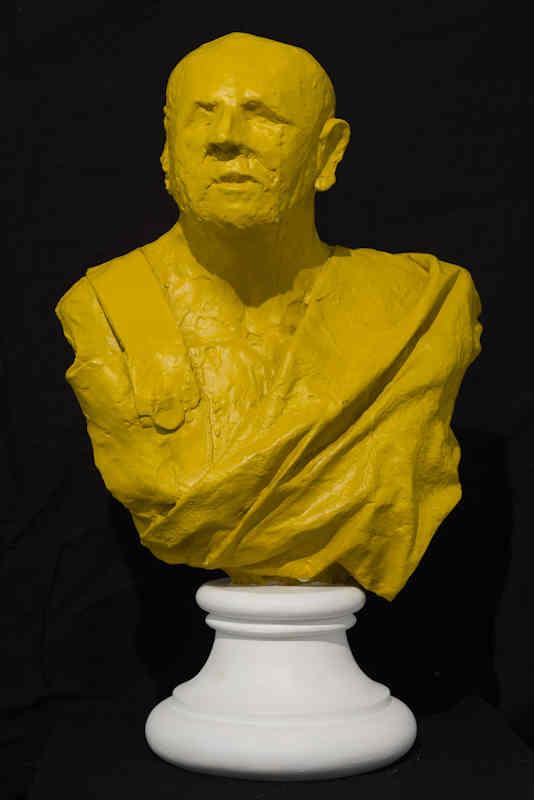 Emperor IV, patina gialla