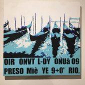 Ermeneutica della Storia, Gondole in Bacino S. Marco