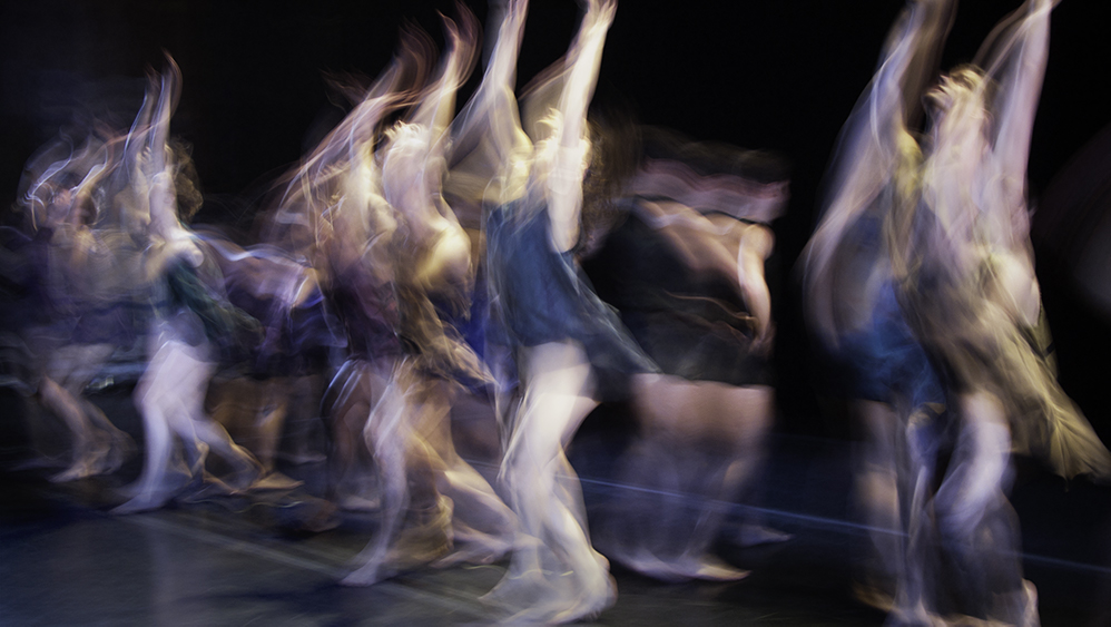DTW: Untitled #33 Mark Morris Dance Group in