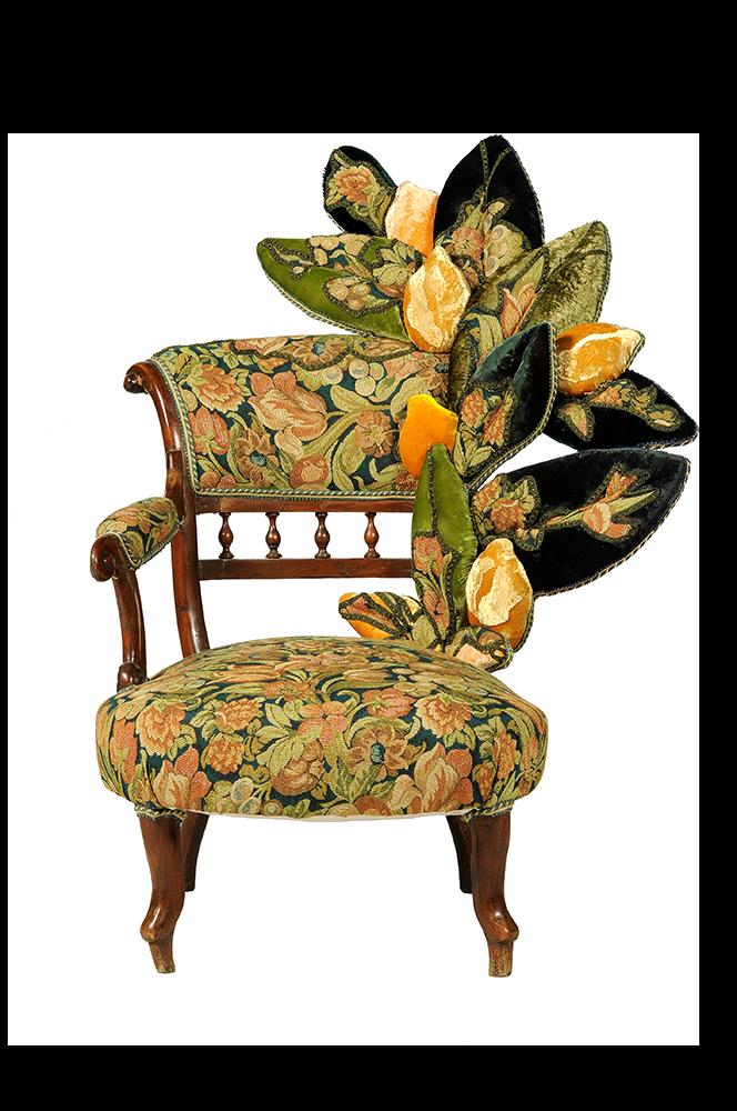 The Goethe Armchair