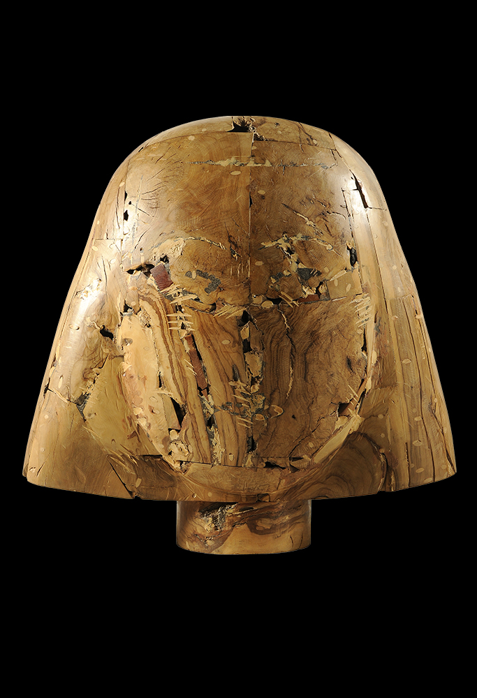 Lidia, 2006, legno, cm 83x88x42
