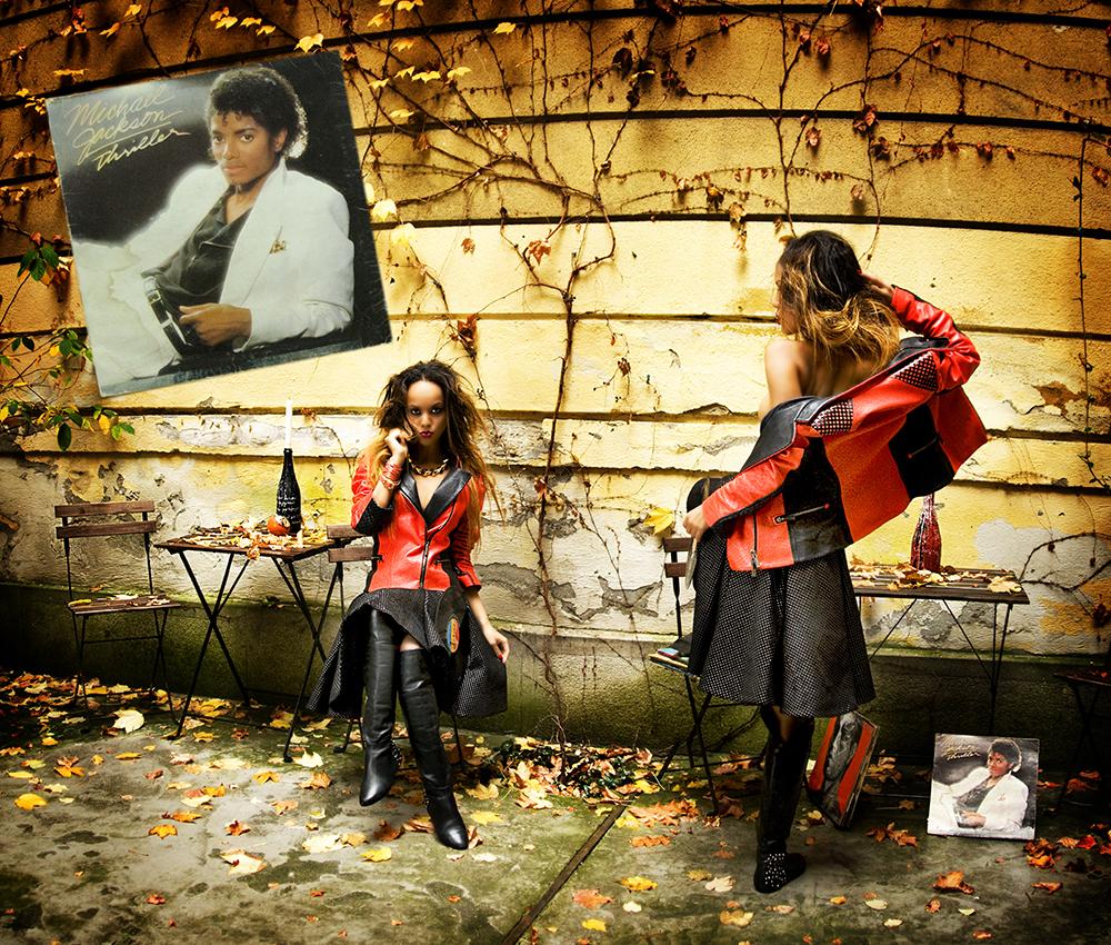 Vintage Series - Cloning Michael Jackson